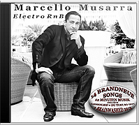 CD: Marcello Musarra - Electro-RnB.com
